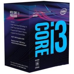 Intel Processore Core i3 8100 / 3.6 ghz processore bx80684i38100