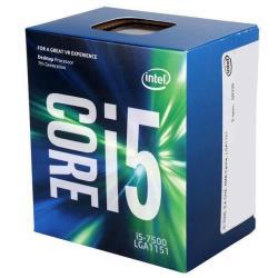 Intel Processore Gaming Core i5 7500 / 3.4 ghz processore bx80677i57500