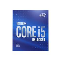Intel Processore Gaming Core i5 10600kf / 4.1 ghz processore bx8070110600kf