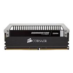 Corsair Memoria RAM Dominator platinum - ddr4 - 16 gb: 2 x 8 gb - dimm 288-pin cmd16gx4m2b3000c15
