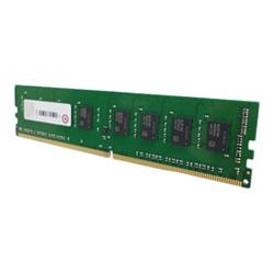 Qnap Memoria RAM Ddr4 - 16 gb - dimm 288-pin - senza buffer ram-16gdr4a0-ud-2400
