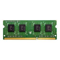 Qnap Memoria RAM Ddr3l - 2 gb - so dimm 204-pin - senza buffer ram-2gdr3la0-so-1866
