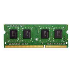Qnap Memoria RAM Ddr3l - 4 gb - so dimm 204-pin - senza buffer ram-4gdr3la0-so-1866