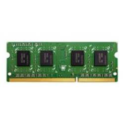 Qnap Memoria RAM Ddr3 - 8 gb - so dimm 204-pin - senza buffer ram-8gdr3-so-1600