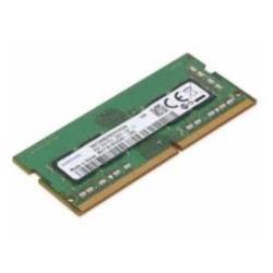 Lenovo Memoria RAM Ddr4 - 8 gb - so dimm 260-pin - senza buffer 4x70m60574