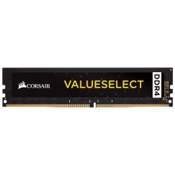 Corsair Memoria RAM Value select - ddr4 - 4 gb - dimm 288-pin - senza buffer cmv4gx4m1a2666c18
