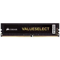 Corsair Memoria RAM Value select - ddr4 - 8 gb - dimm 288-pin - senza buffer cmv8gx4m1a2400c16