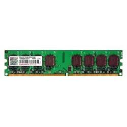 Transcend Memoria RAM Jetram - ddr2 - 2 gb - dimm a 240 pin - senza buffer jm800qlu-2g