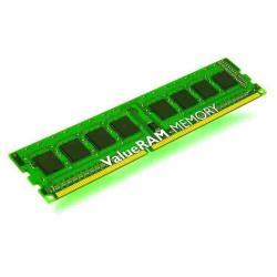 Kingston Memoria RAM Valueram - ddr3 - 8 gb - dimm a 240 pin - senza buffer kvr1333d3n9h/8g
