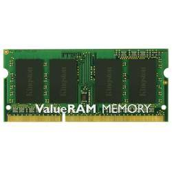 Kingston Memoria RAM Valueram - ddr3 - 8 gb - so dimm 204-pin - senza buffer kvr1333d3s9/8g