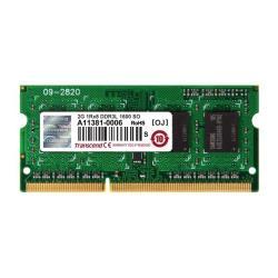 Transcend Memoria RAM Ddr3l - 2 gb - so dimm 204-pin - senza buffer ts256msk64w6n