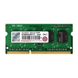 Transcend Memoria RAM Ddr3l - 4 gb - so dimm 204-pin - senza buffer ts512msk64w6h