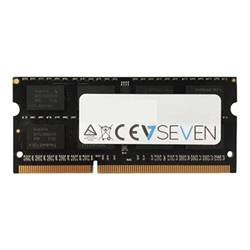 V7 Memoria RAM Ddr3 - module - 8 gb - so dimm 204-pin - senza buffer 128008gbs-lv