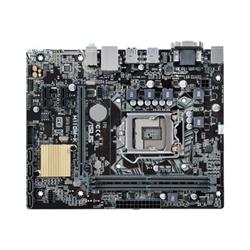 Asus Motherboard H110m-k - scheda madre - micro atx - lga1151 socket - h110 90mb0ph0-m0eay0