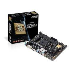 Asus Motherboard A68hm-plus - scheda madre - micro atx - socket fm2+ - amd a68h 90mb0l40-m0eay0
