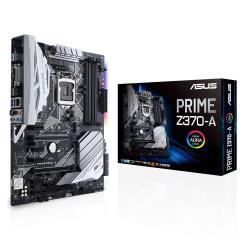 Asus Motherboard Prime z370-a ii - scheda madre - atx - lga1151 socket - z370 90mb0zt0-m0eay0