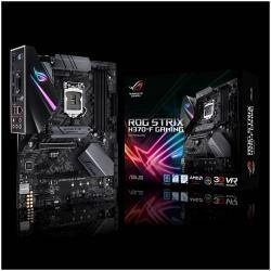 Asus Motherboard Rog strix h370-f gaming - scheda madre - atx - lga1151 socket 90mb0wf0-m0eay0
