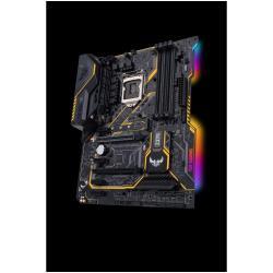 Asus Motherboard Tuf z370-plus gaming ii - scheda madre - atx - lga1151 socket 90mb1000-m0eay0