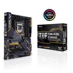 Asus Motherboard Tuf z390-plus gaming - scheda madre - atx - lga1151 socket 90mb0xw0-m0eay0
