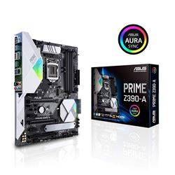 Asus Motherboard Prime z390-a - scheda madre - atx - lga1151 socket - z390 90mb0yt0-m0eay0