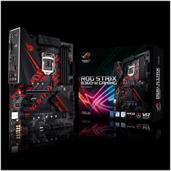 Asus Motherboard Rog strix b360-h gaming - scheda madre - atx - lga1151 socket 90mb0wm0-m0eay0