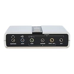 Startech Hub .com scheda audio esterna adattatore audio usb 7.1 con audio digitale s