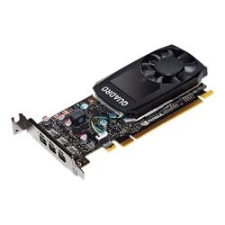 Dell Scheda video Quadro p400 - scheda grafica - quadro p400 - 2 gb 490-bdtb