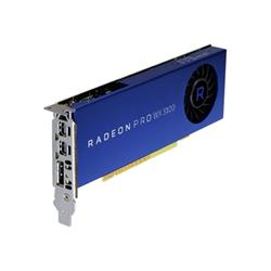 Dell Scheda video Radeon pro wx 3100 - scheda grafica - radeon pro wx 3100 - 4 gb 490-bdzw