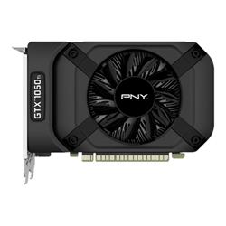 PNY Scheda video Geforce gtx 1050 ti - scheda grafica - gf gtx 1050 ti - 4 gb gf105igtx4gepb