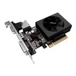 PNY Scheda video Geforce gt 730 - scheda grafica - gf gt 730 - 2 gb gf730gtlp2gepb