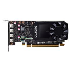 PNY Scheda video Quadro p1000 - scheda grafica - quadro p1000 - 4 gb vcqp1000-pb