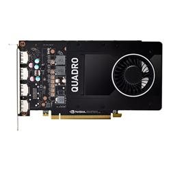 PNY Scheda video Quadro p2000 - scheda grafica - quadro p2000 - 5 gb vcqp2000-pb