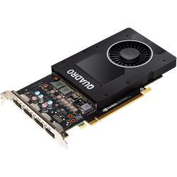 Dell Technologies Scheda video Quadro p2000 - scheda grafica - quadro p2000 - 5 gb 490-bdtn