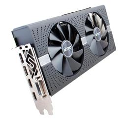 Sapphire Scheda video Nitro+ rx 580 - scheda grafica - radeon rx 580 - 8 gb 11265-01-20g
