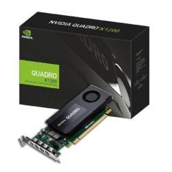 PNY Scheda video Quadro k1200 for dvi - scheda grafica - quadro k1200 - 4 gb vcqk1200dvi-pb