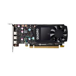 HP Scheda video Quadro p400 - scheda grafica - quadro p400 - 2 gb 1me43at
