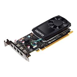HP Scheda video Quadro p620 - scheda grafica - quadro p620 - 2 gb 3me25at