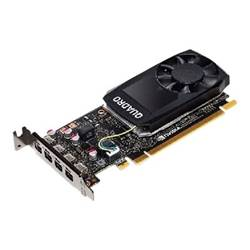 Dell Technologies Scheda video Quadro p1000 - kit cliente - scheda grafica - quadro p1000 - 4 gb 490-bdxo