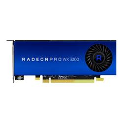 HP Scheda video Radeon pro wx 3200 - scheda grafica - radeon pro wx 3200 - 4 gb 6yt68at