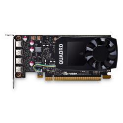 Dell Technologies Scheda video Quadro p1000 - kit cliente - scheda grafica - quadro p1000 - 4 gb 490-bdxn