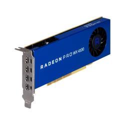 HP Scheda video Radeon pro wx 4100 - scheda grafica - radeon pro wx 4100 - 4 gb z0b15at