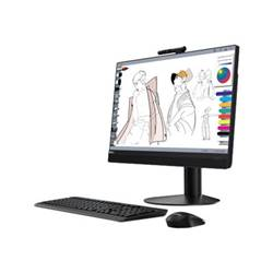 Lenovo PC All-In-One Thinkcentre m920z - all-in-one - core i7 8700 3.2 ghz - 8 gb - 1 tb 10s6001gix