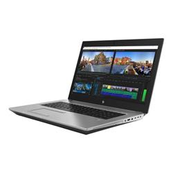 HP Workstation Zbook 17 g5 mobile workstation - 17.3'' - core i7 8750h - 8 gb ram 4qh18et#abz