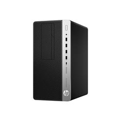 HP PC Desktop Prodesk 600 g5 - micro tower - core i7 9700 3 ghz - 16 gb 7ac16et#abz