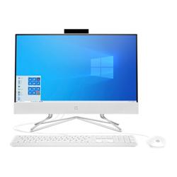 HP PC 22-df0010nl - all-in-one - pentium silver j5040 2 ghz - 8 gb 1g0z7eaabz