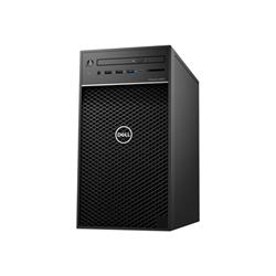Dell Technologies Workstation Dell 3640 tower - mt - core i9 10900k 3.7 ghz - 16 gb - ssd 512 gb kj9kj