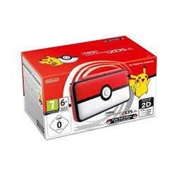 Nintendo Console 2DS XL Pok� Ball Limited Edition