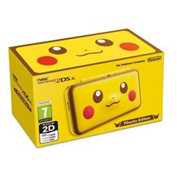 Nintendo Console 2DS XL Pikachu Edition