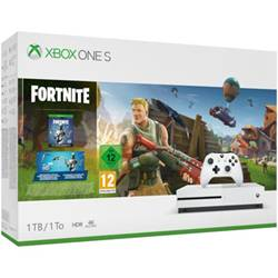 Microsoft Console Xbox One S 1TB + Fortnite