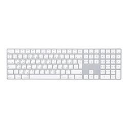 Apple Tastiera Keyboard with numeric keypad - tastiera - italiano - argento mq052t/a